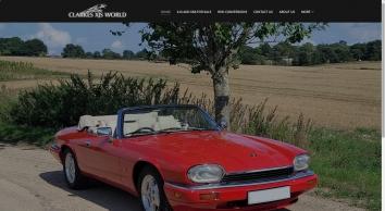 Clarkes Jaguar