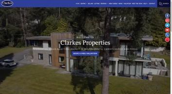 Clarkes Estate Agents, Bournemouth