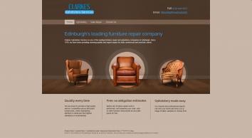 Clarkes Upholstery Service Provides Repairs in Edinburgh
