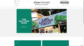 Clarks Village Outlet Shopping   Over 90 brands offering up to 60% off all year round