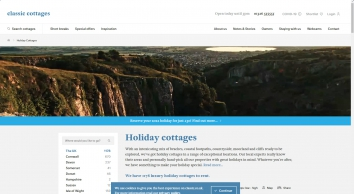 Holiday Cottages | Luxury Self-Catering Holiday Cottages