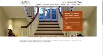 Classic Joinery (Surrey) Ltd