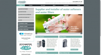 Classic Water Softeners