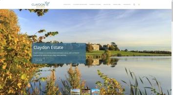 Claydon Estate