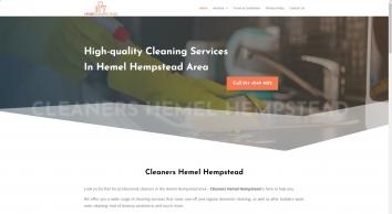 Cleaners Hemel Hempstead