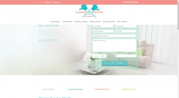Cleaning Services Atlanta