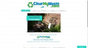 Clear My Waste The Skip Alternative Chichester West Sussex