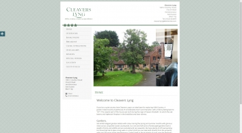 Welcome to Cleavers Lyng - 16Th Century Country Guesthouse in East Sussex
