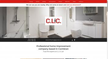 C.L.I.C Ltd - professional builders in Cwmbran