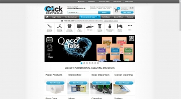 Click Cleaning Products