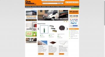 Plastic Building Supplies | Click Plastics