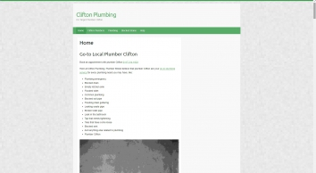 Clifton Plumbing