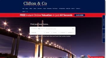 Clifton Co Estate Agents, Dartford