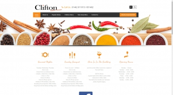 Clifton Indian Cuisine