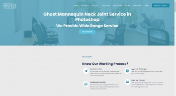Clipping Partner India - Ghost Mannequin Service