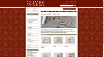 Clive\'s Collectables