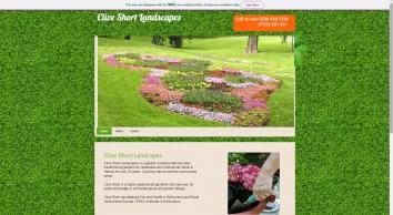 Clive Short Landscapes