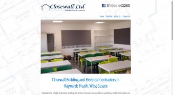 Closewall Ltd
