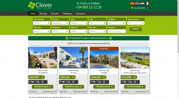 Clover Estates, Albox