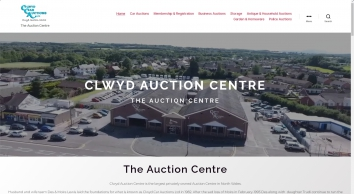 Clwyd Car Auctions Ltd