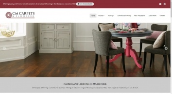 Call CM Carpets & Flooring for Karndean flooring in Maidstone, Kent