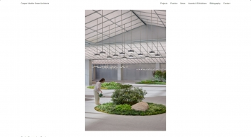 Casper Mueller Kneer Ltd Architects — London & Berlin