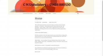 C M Upholstery Ltd