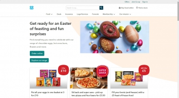 Co-Op Food | Local convenience on food, drink and groceries
