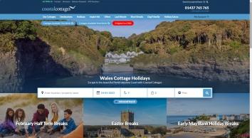 Coastal Cottages of Pembrokeshire UK
