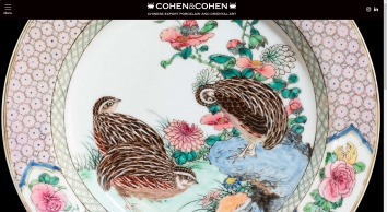 Cohen & Cohen - Chinese Export Porcelain and Oriental Art