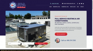 Full Service Heating & A/C | Geothermal Heating | Cold Craft