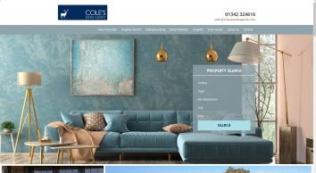Coles Estate Agents