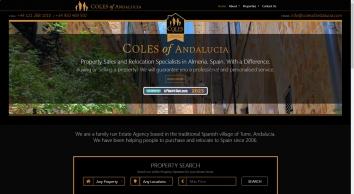 Coles of Andalucia, Almeria