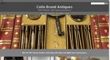 Colin Brand Antiques
