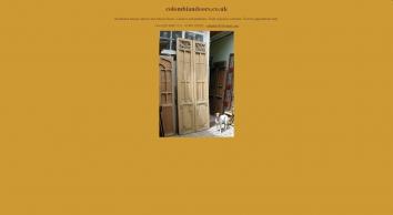 Colombian Doors