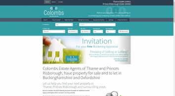 Colombs Estate Agents, Thame
