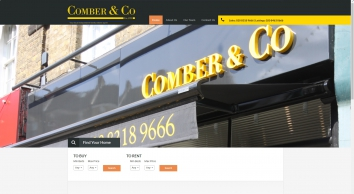 Comber Company, Blackheath Village