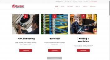 Comfort Building Services Ltd