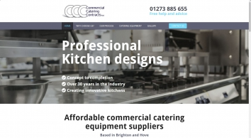 Commercial Catering Contracts Ltd