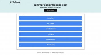 Commercial Sign And Lighting Service