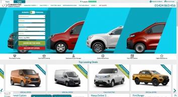 Commercial Vehicle Contracts Ltd (Cvc)