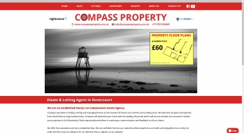 Compass One Stop Property Shop, Dovercourt