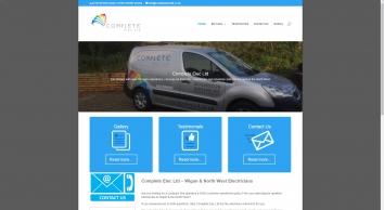 Electricians North West   Complete Elec Ltd