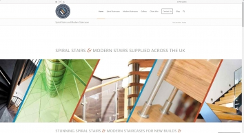 Spiral Staircases | Complete Stair Systems