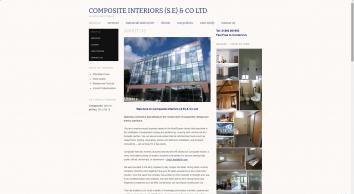 Composite Interiors South East Ltd
