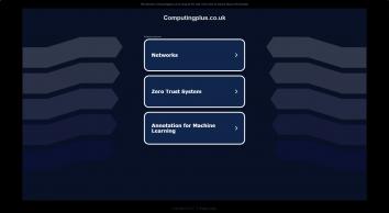 Computing Plus Ltd