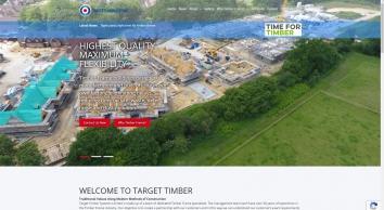 Timber Frame Manufacturers | Target Timber Solutions
