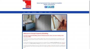 Concept Carpentry & Building