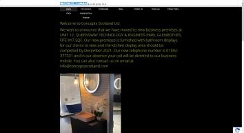 Concepts Scotland Ltd