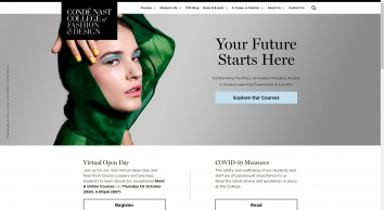 Condé Nast College of Fashion & Design, London